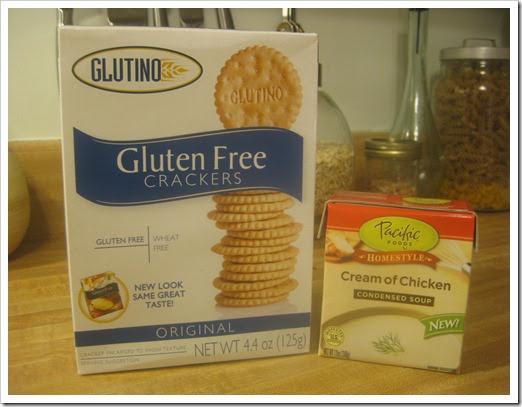 Gluten free cream of chicken soup brands