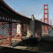 South Portion of Golden Gate Bridge