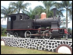 Indonesia, Ambarawa Railway Museum, Loco, 11 January 2013 (1)