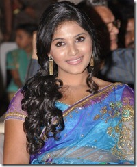Beautiful Anjali Photos at Seethamma Vakitlo Sirimalle Chettu Audio Launch