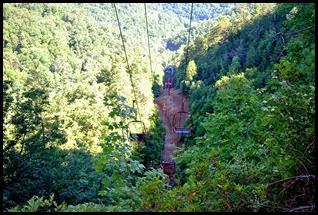 32 - Rock Garden Trail - Alternative way to the top of Natural Bridge