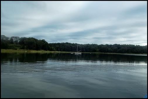 Kayaking Salt Pond & Nauset Marsh 002