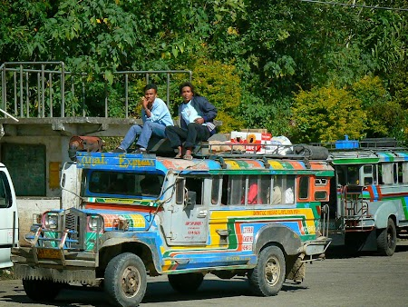Transport Filipine