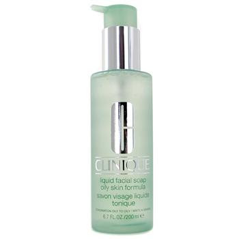 Clinique Liquid Facial Soap Oily Skin Formula
