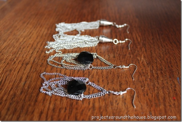 Easy Peasy DIY Earrings