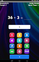 Screenshot of Mathathon - Mental Maths