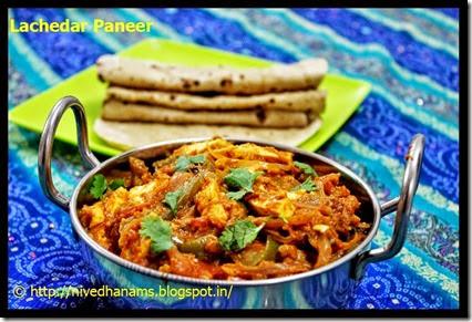 Orissa - Lachdedar Paneer