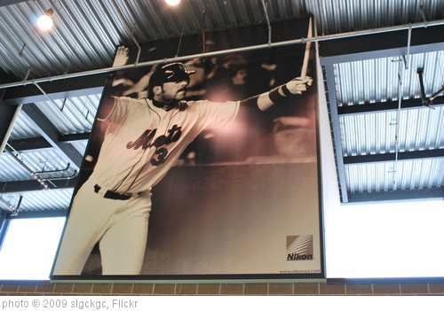 'Mike Piazza Photo at Citi Field' photo (c) 2009, slgckgc - license: http://creativecommons.org/licenses/by/2.0/