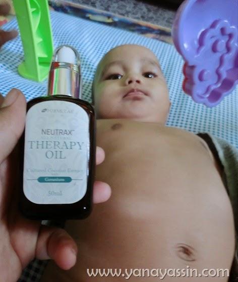 Testimoni Kelebihan khasiat Neutrax Original Therapy Oil