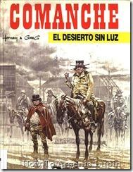P00009 - Comanche  - El desierto s