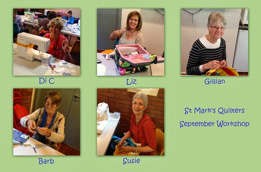 St Marks Quilters Sept 20131