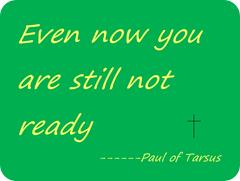 Paul August 24