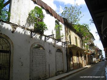 In Casco Viejo, Panama City