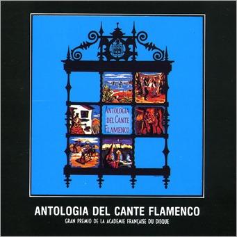 Antología del Cante Flamenco - Hispavox (frontal b)