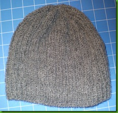 2012 grey Caressa hat