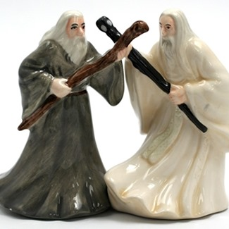 LOTR S&P Shakers - Gandalf & Saruman from NeatoShop