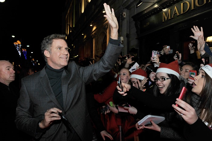 Dublin – 9th December 2013: Will Ferrell attends the Dublin Premiere of Anchorman 2 – Credit: Clodagh Kilcoyne for Paramount Pictures International via Getty Images