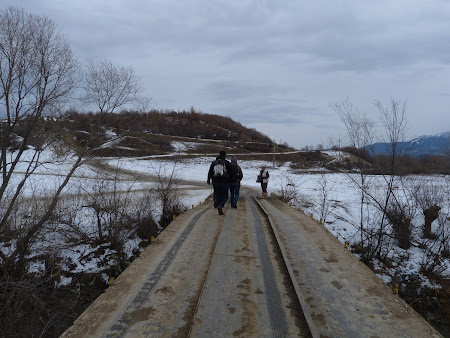 Langa Zarnesti: Podul cu probleme
