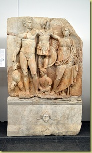 Aphrodisias Sebastieon Augustus and Victory