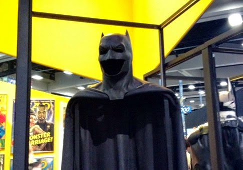 Traje del nuevo Batman con Ben Affleck