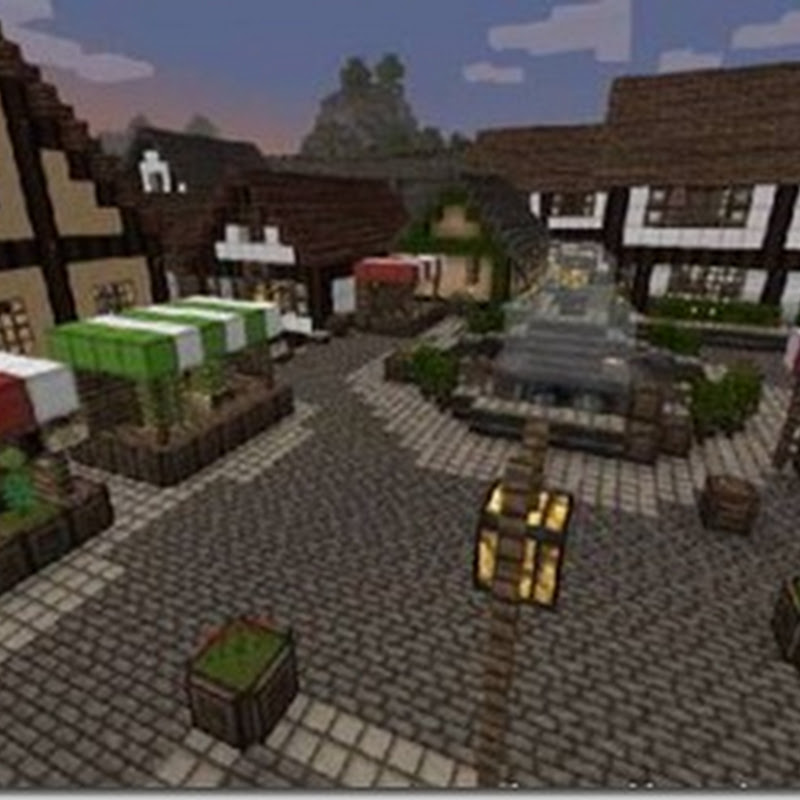 Minecraft 1.2.4 - AuraCraft Texture Pack Mod