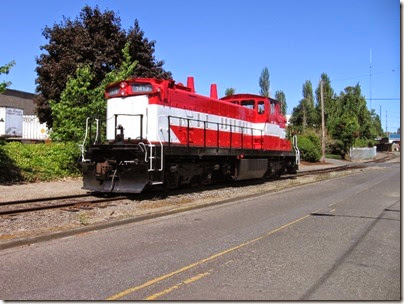 IMG_6398 Oregon Pacific GMD-1 #1413 in Milwaukie on August 28, 2010