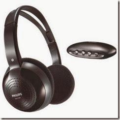 Amazon: Buy Philips SHC1300/10 Wireless Headphones at Rs.1174