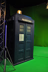 Dr. Who exhibit