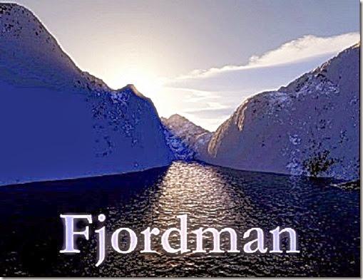 fjordman poster