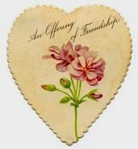 valentine garland vintage image GraphicsFairy2