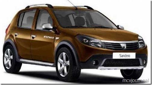 Dacia Sandero Stepway 2012 05