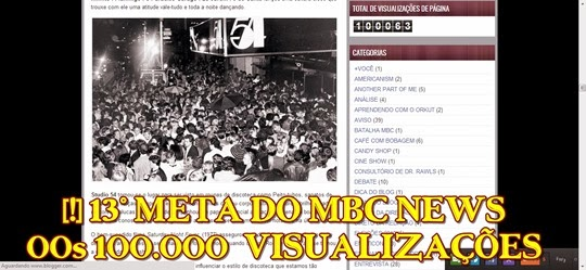 100000 VISUALIZAÇÕES