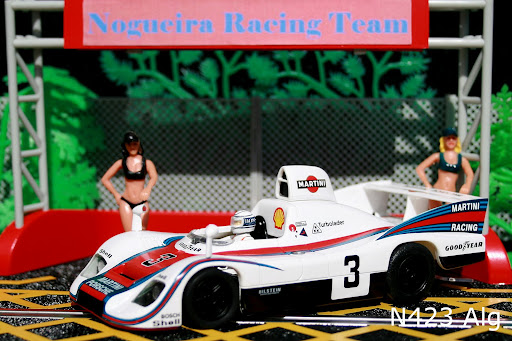Porrsche 936 Martini Racing