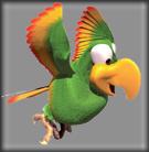 squawks