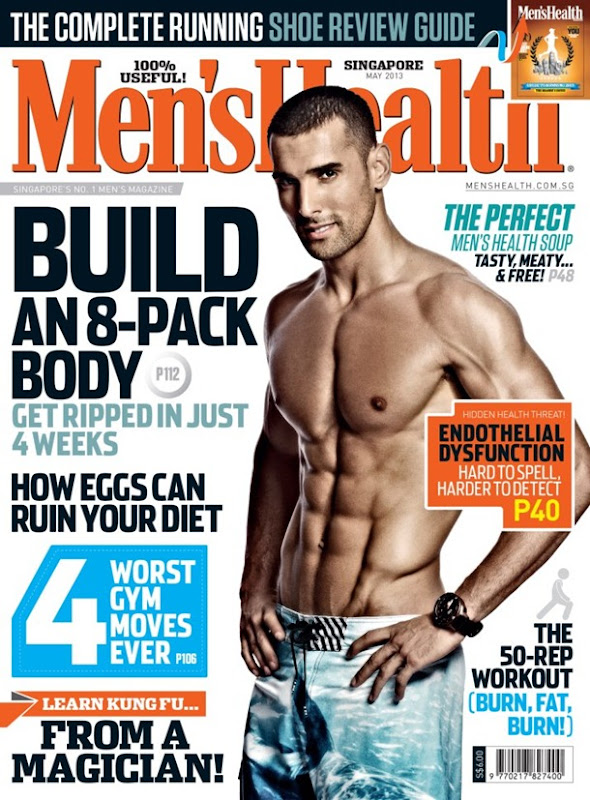 Abdel Abdelkader Men's Health