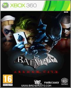5040dc6aa0931 Download   Batman Arkham City   XBOX360 Region Free Baixar Grátis