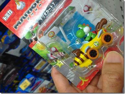Tomica Yoshi Bee Kart