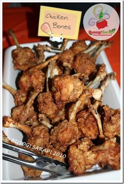 CHICKEN BONES © BUSOG! SARAP! 2010