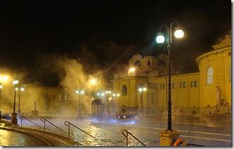 минерани бани Будапеща