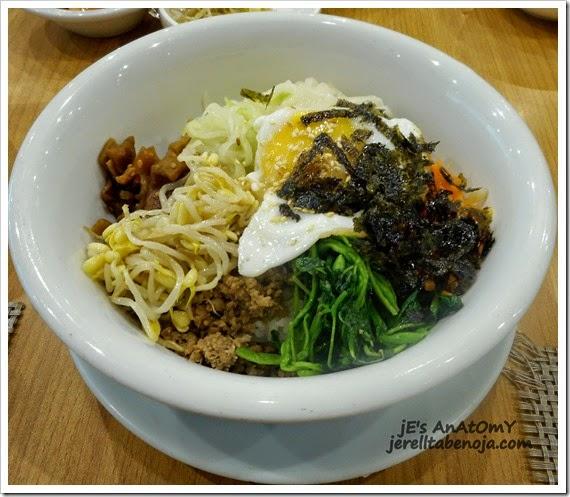 Bibimbap, Kaya Korean Restaurant, korean