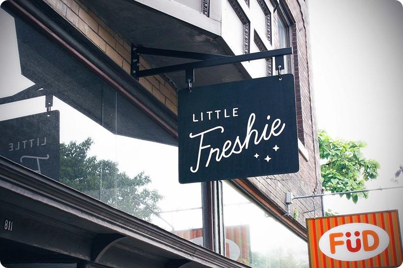 little freshie 7