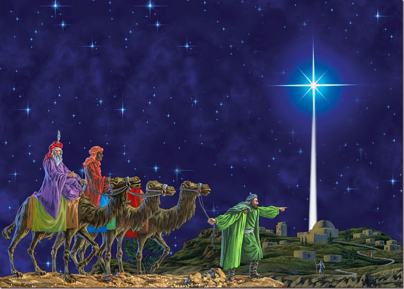 A King Is Born ~ Part Four ~ The King's Worshipers ~ Wise Men follow the Star of Bethlehem ~ The Visit of the Wise Men