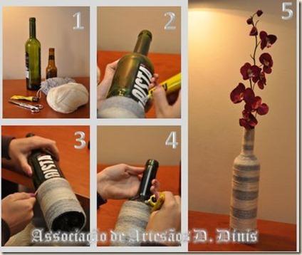 garrafa solitario