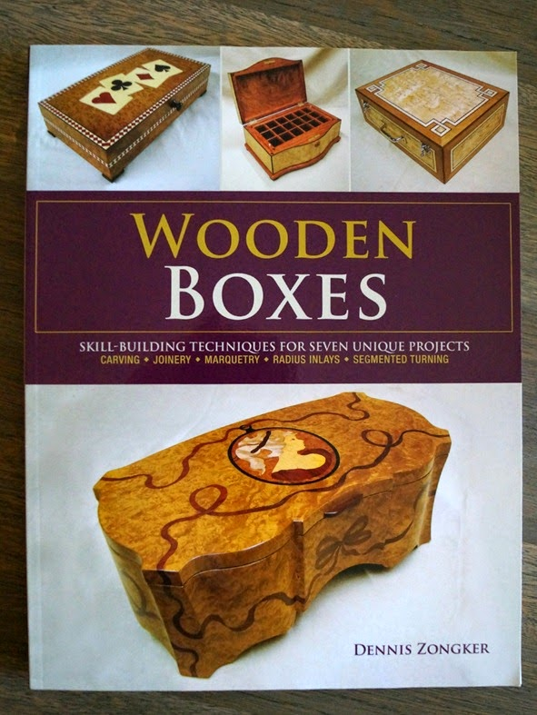 Wooden Boxes by Dennis Zongker