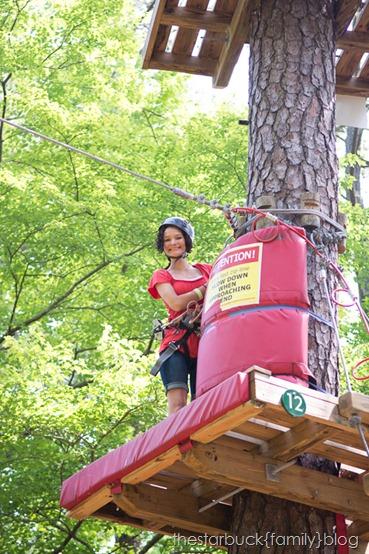 Callaway Gardens Treetop adventure blog-14