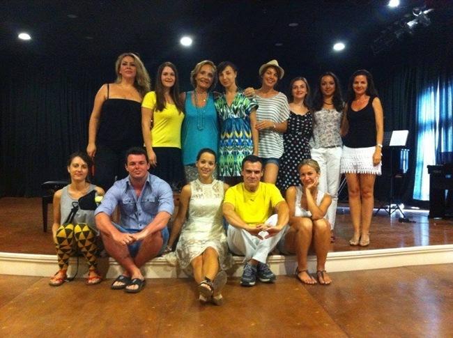 Συναυλία νέων με επιτυχίες της όπερας στο Θέατρο Ωδείου Αργοστολίου (26.7.2013)