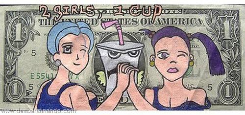 notas cédulas dollar geek nerd zoada desbaratinando  (8)