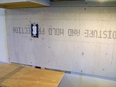 cementboard