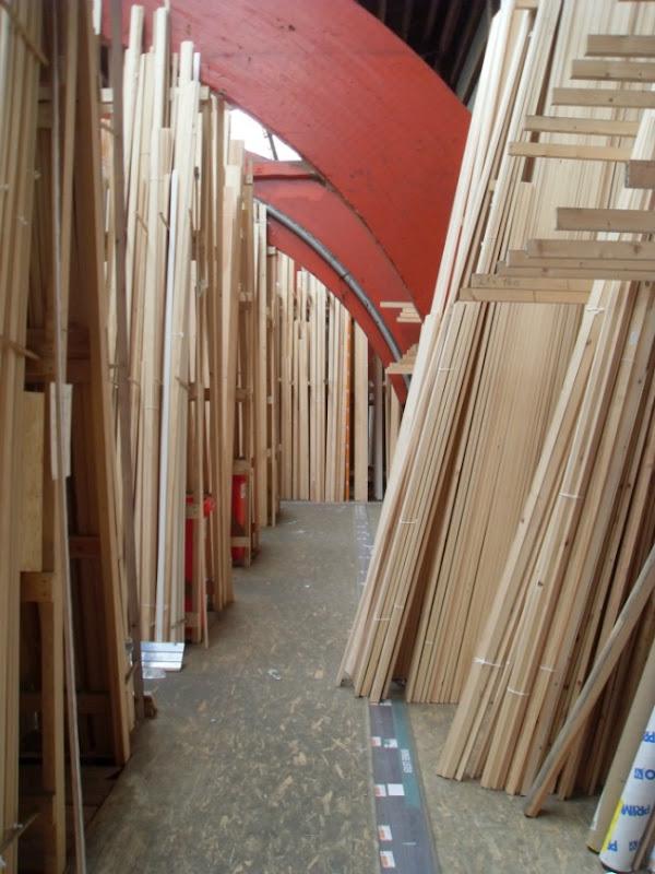 Trælasthandelen og duften af træ