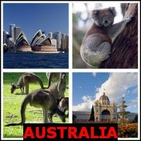 AUSTRALIA- Whats The Word Answers